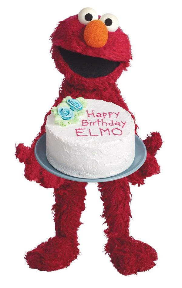 Happy Birthday Sesame Cake